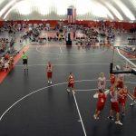 Centro deportivo cubierto