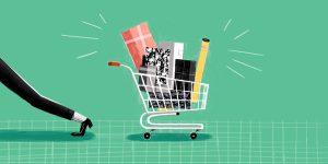 beneficios de las compras en línea