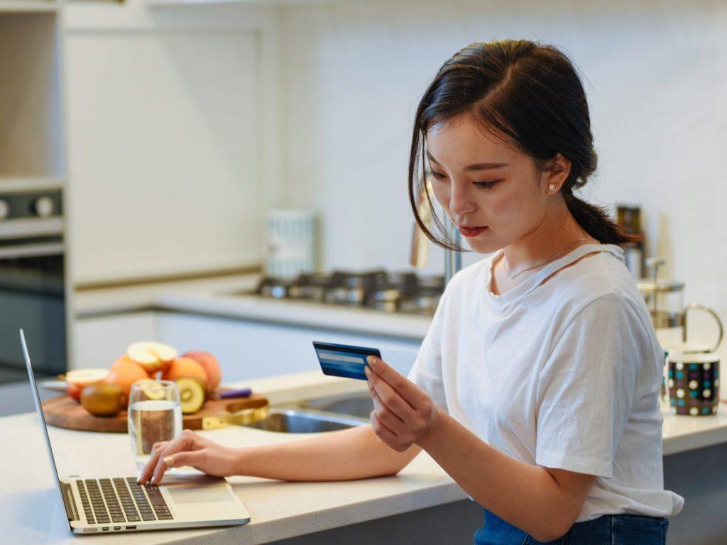 cómo hacer compras en línea